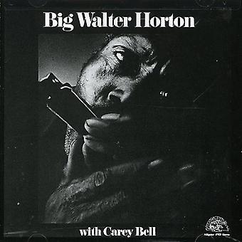 Walter Horton - With Carey Bell [CD] USA import