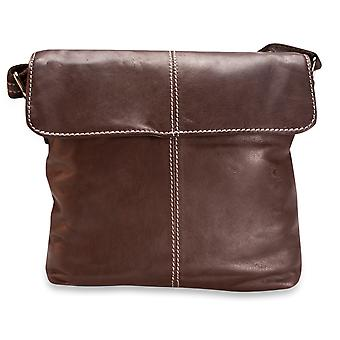 Brunhide Ladies Real Soft Leather Shoulder Bag Cross Body Genuine Womens 117-300