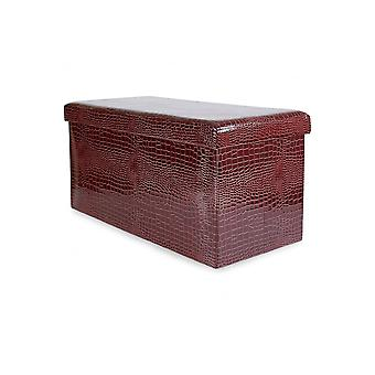 Andrew James Foldaway Ottoman Storage Box