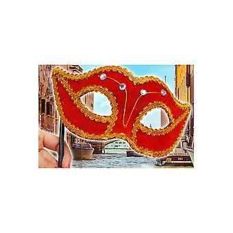 Masker sammet eye mask Velluto med strass