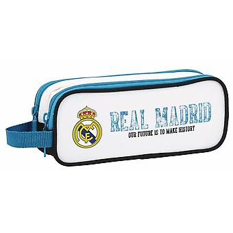 Safta Portatodo Doble Real Madrid 17/18 (Toys , School Zone , Pencil Case)