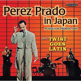 Perez Prado - Prado i Japan & Twist går Latin [CD] USA import