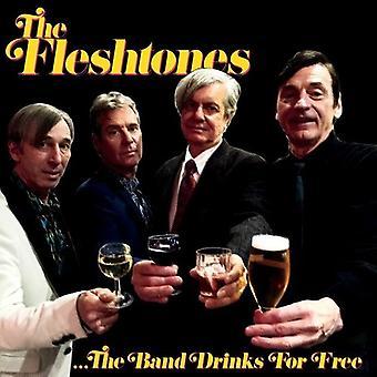 Fleshtones - Band drikkevarer til fri [CD] USA import