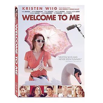 Velkommen til mig [DVD] USA import