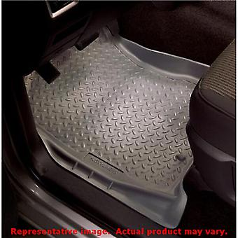 Husky Liners 35091 Black Classic Style Front Floor Line FITS:PONTIAC 2003 - 200