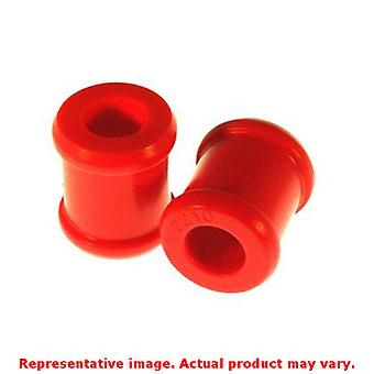 Energy Suspension Universal Shock Eyes 9.8116R Red Fits:UNIVERSAL 0 - 0 NON APP