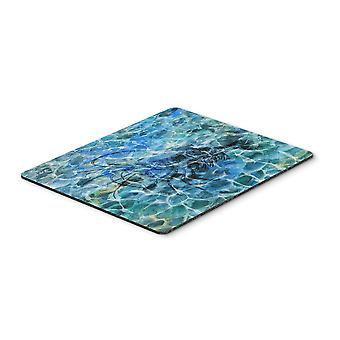 Carolines Treasures  BB5359MP Shrimp Under water Mouse Pad, Hot Pad or Trivet