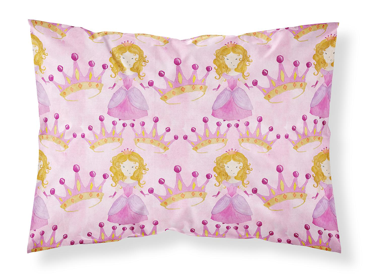 Princesse Aquarelle Taie Et D'oreiller Tissu Standard Couronne IWHYDE29