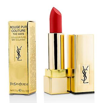 Yves Saint Laurent Rouge Pur Couture The Mats - # 219 Rouge Tatouage - 3.8g/0.13oz