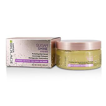 Matrix Biolage Sugar Shine System Polishing Hair Scrub - 220g/7.6oz