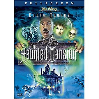The Haunted Mansion [P & S] [DVD] USA importieren
