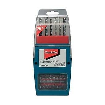 Makita P-67701 29 Piece Drill and Screwdriver Bit Set