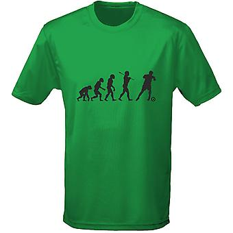 Football Evolution Mens T-Shirt 10 Colours (S-3XL) by swagwear