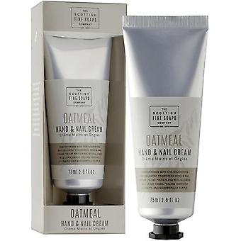 Scottish Fine Soaps Oatmeal Hand & Nail Cream