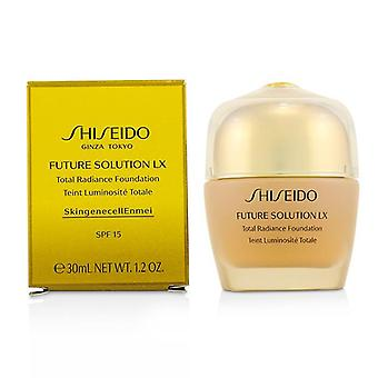 Shiseido Future Solution LX Total Radiance Foundation SPF15 - # Neutral 4 - 30ml/1.2oz