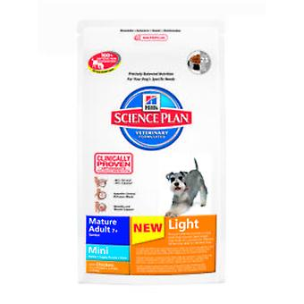 Hill's Adult Mature 7+ Mini Light Chicken (Dogs , Dog Food , Dry Food)