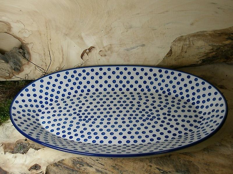 Platte, oval, 45,5 x 27 cm, Tradition 24 - BSN 60105