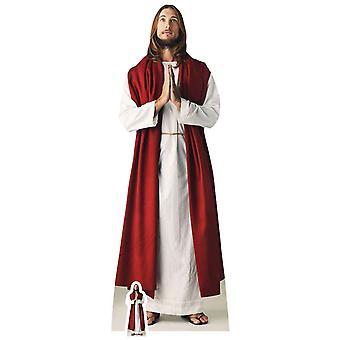 Gesù Cristo cartone Lifesize ritaglio / Standup / Standee