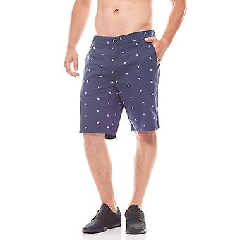 JUNK YARD Billy men's leisure shorts blue flyer
