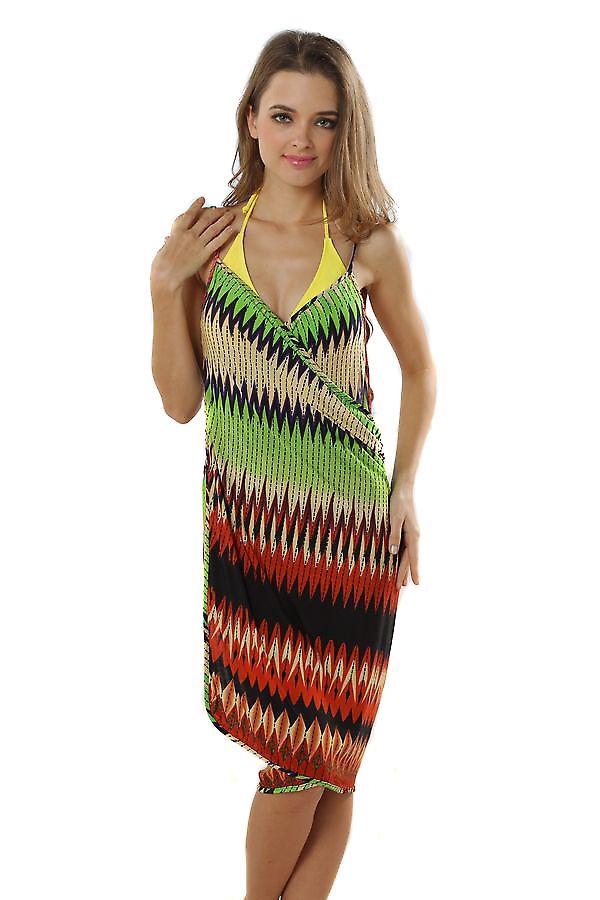 Waooh - moda - Pareo playa vestido de