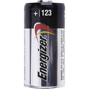 Camera battery CR123A Lithium Energizer CR123 1500