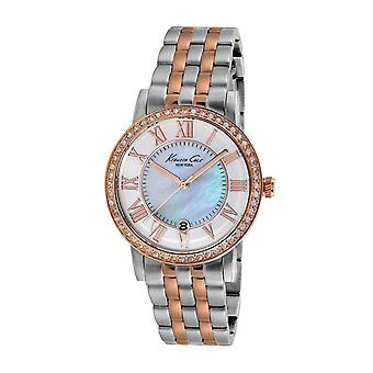 Kenneth Cole New York women's watch stainless steel 10017749 / KC4972