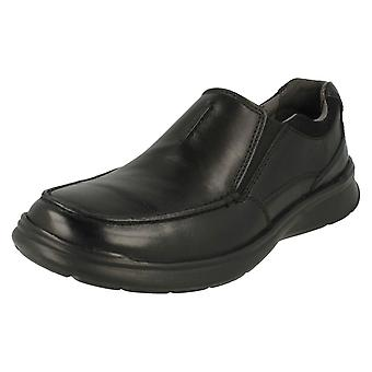 Mens Clarks Casual Shoes Cotrell Free