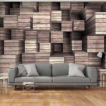 Wallpaper - Finesse madera