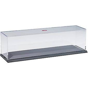 H0, N, TT, Z Display cabinet Polycarbonate (PC) 260 mm x 75 mm x 70 mm 460125