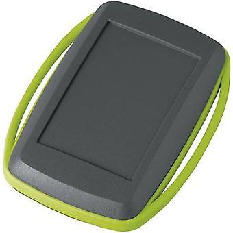 Hand-held casing 78 x 48 x 20 Plastic Lava, Green OKW MINITEC D9006178 1 Set