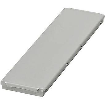 Phoenix Contact BC 161,6 DKL R KMGY DIN rail casing (lid) 45 x 161.6 x 8 Polycarbonate (PC) Light grey 1 pc(s)