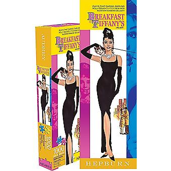 Breakfast At Tiffanys Slim 1000 Piece Jigsaw Puzzle 900Mm X 300Mm