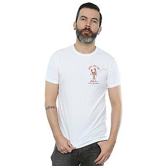 Friends Men's Lobster Chest T-Shirt