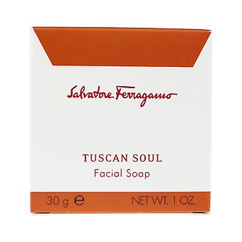Salvatore Ferragamo Tuscan Soul 1.0oz/30g Hotel Size New In Box