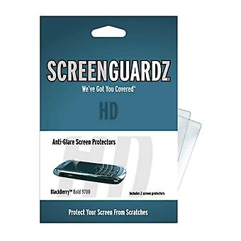 BodyGuardz - ScreenGuardz HD Screen Protector voor BlackBerry Bold 9700/9780 - Tr