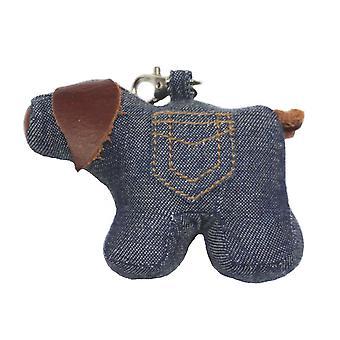 Denim gris taske eller centrale charme af Monica Richards