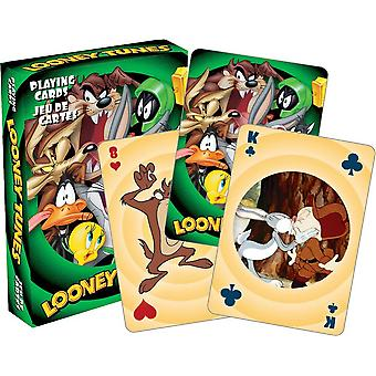 Looney Tunes Set van 52 speelkaarten (+ Jokers)