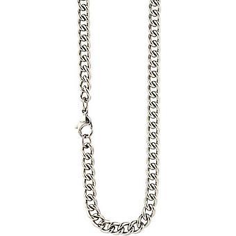 Ti2 Titanium Curb Chain - Silber