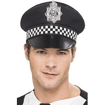 Police cap to the police costume Hat Cap uniform