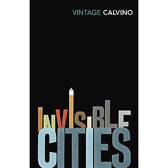 Unsichtbare Städte von Italo Calvino - William Weaver - 9780099429838 Bo