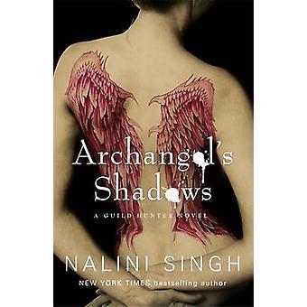 Erkeengelens skygger av Nalini Singh - 9780575112315 bok