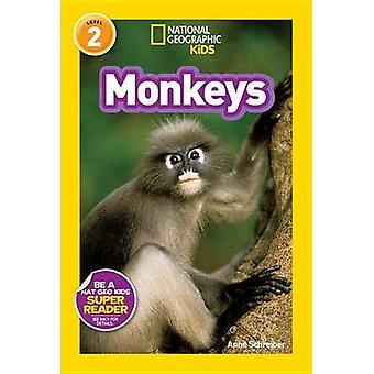 Monkeys by Anne Schreiber - 9781426311062 Book