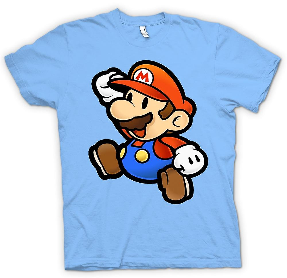 Mens T-shirt - Super Mario - Gamer