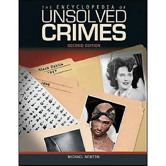 Encyklopedi av olösta brott (2: a reviderade upplagan) av Michael