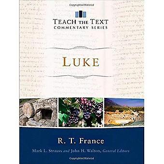 Luc (le commentaire de texte d'apprentissage) (enseigner les commentaires de texte)