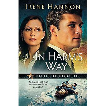 In Harm's Way: A Novel (Heroes of Quantico)