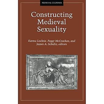 Constructing Medieval Sexuality (Mediaeval Cultures)