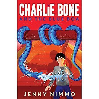 Charlie Bone et le Boa bleu