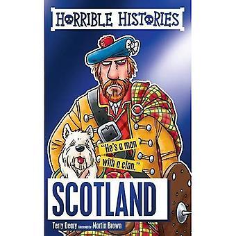 Schreckliche Geschichten Spezial: Schottland - schreckliche Geschichten Spezial