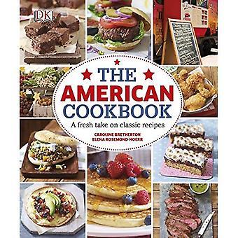 Le Cookbook américain A, prendre frais sur des recettes classiques